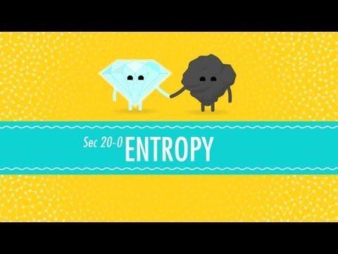 Entropy: Embrace the Chaos! Crash Course Chemistry #20