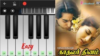 Theri Theme | tutorial | BGM | Piano notes | My Piano | Music Jinni