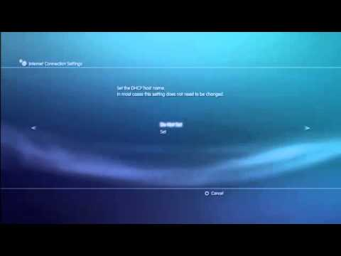 Howto disable UPnP on PS3