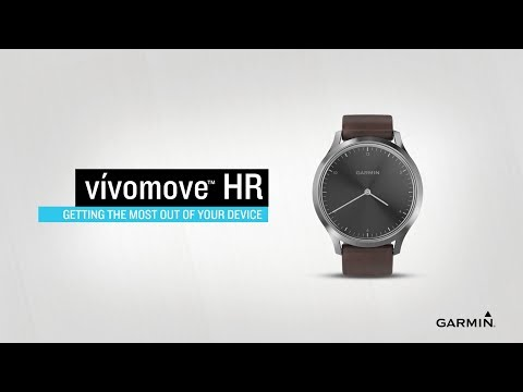 vívomove HR: Getting the Most Out of Your Device