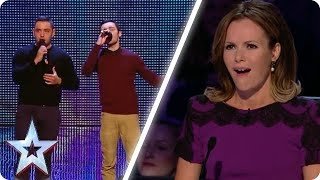Download Brothers perform ICONIC AUDITION | Britain's Got Talent Video