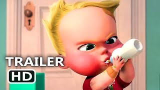 """BOSS BABY Back in Business """"Mad Baby"""" Clip + Trailer (NEW 2018) Netflix, Animation HD"""