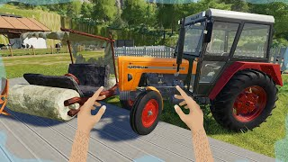 Phew, it's just a BAD dream - Tractor Zetor and all machines included | Farm simulation for merrily