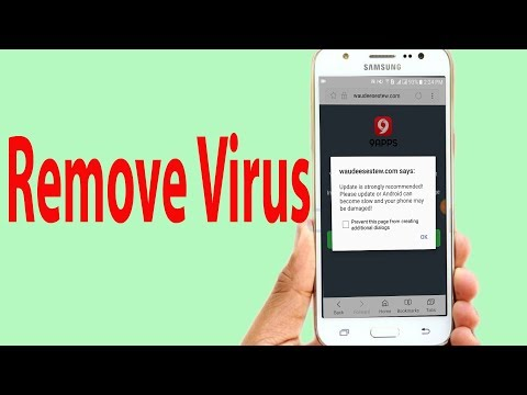 Malware Virus How to Remove Virus Infected applications from Android