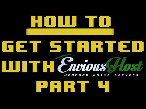 How To: Install Modpacks and Custom Jars to Your server on EnviousHost.com [Part. 4]