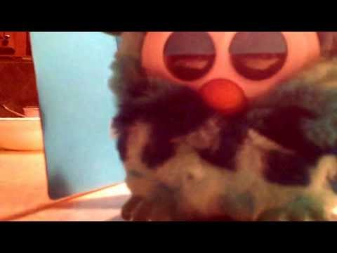 Furby BOOM sorry for cut of