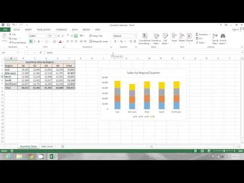 How to Change the Row & Column Title in Microsoft Excel : MIcrosoft Excel Tips