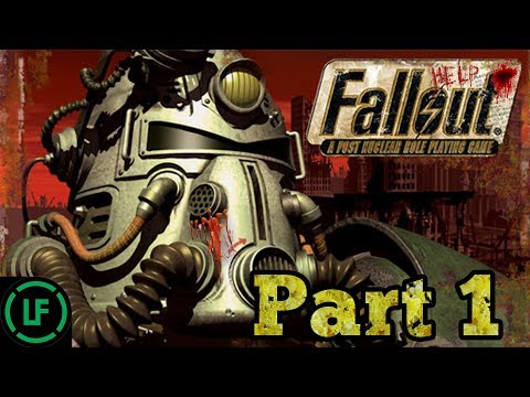The Saddest Attempt at Fallout 1 - Part 1