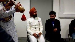The Bhangra Showdown 2016 - Backstage Live Boliyaan
