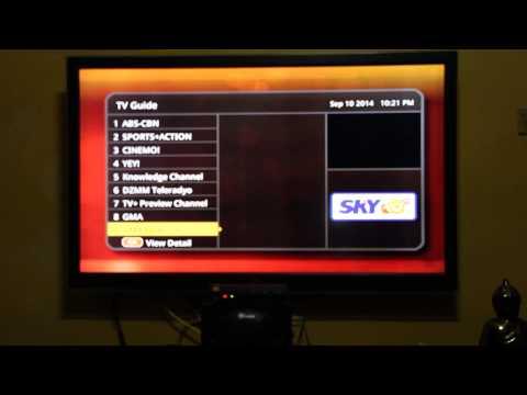 TV+ (SKY TV+)  now ABS-CBN TVplus