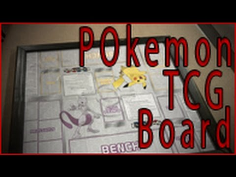Pokemon Trading Card Game Board