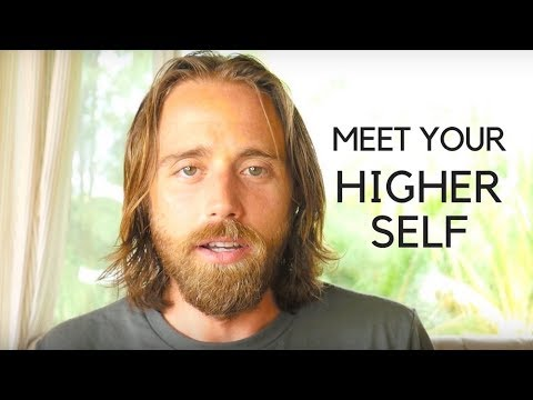Meet your Higher Self   Presence - The Mystical Hack   Patrick Haize