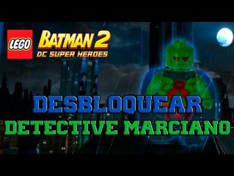 LEGO Batman 2: DC Super Heroes - Desbloqueando Personajes - Parte 35