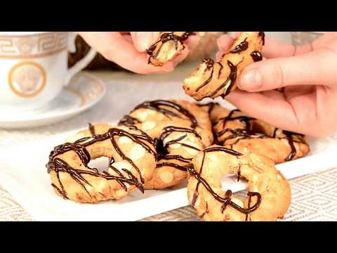Cookies With Marzipan (Almond Paste) Recipe