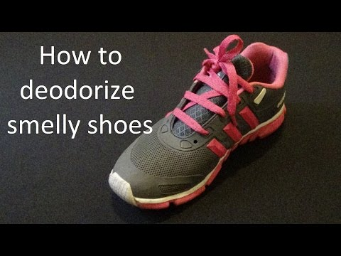 How to deodorize smelly shoes - Life hacks