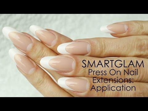 SMARTGLAM Press On Nail Extensions | Application |