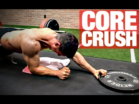 40 Rep Ab Workout (HARD CORE!!)