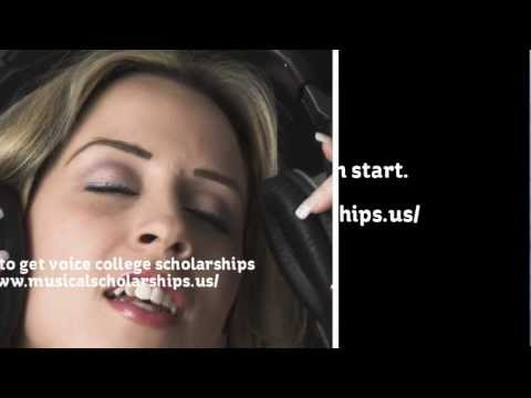 Vocal Music Scholarships for Singing