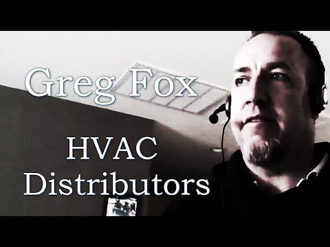 Greg Fox    Dealing with HVAC Suppliers   Small Business