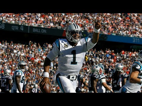 Panthers' Offense Tears Up the Patriots | Stadium
