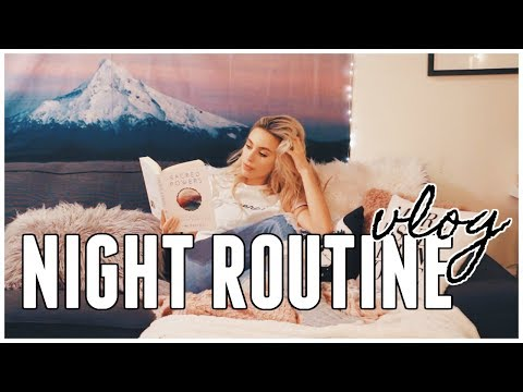 My Night Time Routine | Kalyn Nicholson