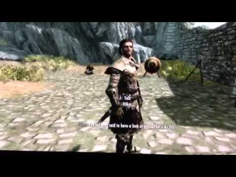 Skyrim joining the Companions to be a werewolf part 1