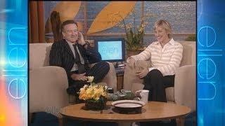 Memorable Moment: Robin Williams