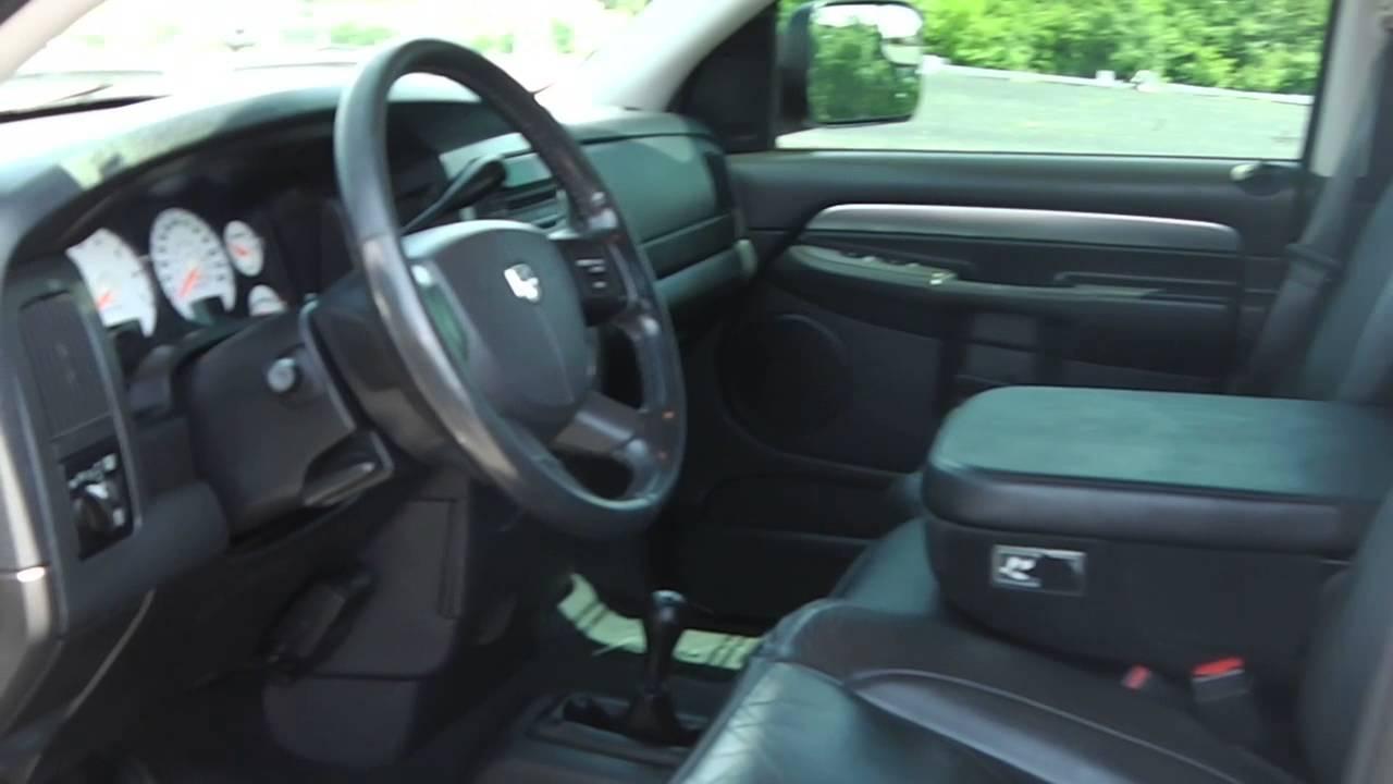 2005 Dodge Ram 1500 Laramie For Sale Dayton Troy Piqua Sidney Ohio | CP14004T