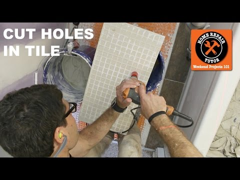 How to Drill a Hole in Ceramic or Porcelain Tile (Quick Tips)