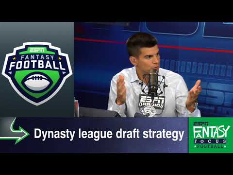What Experts Value When Making Dynasty Picks | Fantasy Focus | ESPN