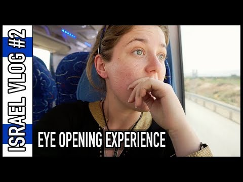 A real eye opening experience in Jerusalem | Israel Travel Vlog #2