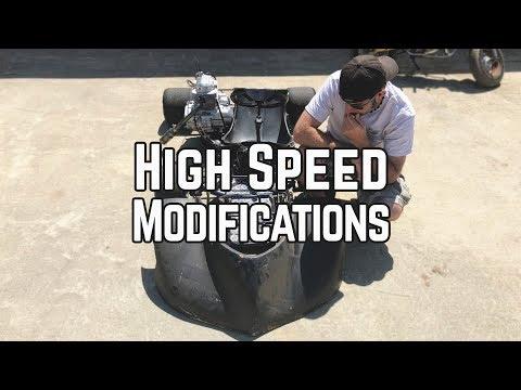 Shifter Kart Speed Mods: DIY Alignment, Gearing, Aero??