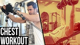 Chest Workout Routine   Ultimate Chest Game   Fitness Training Workout   Junaid Khan