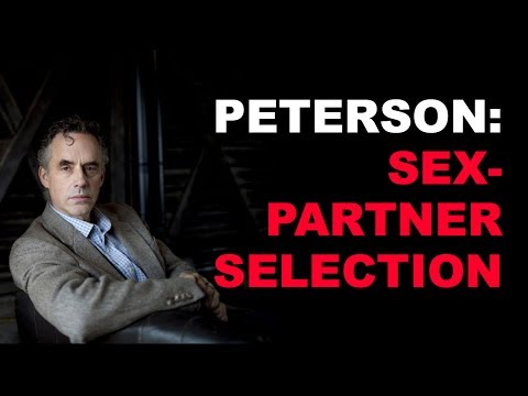 Jordan Peterson: How Males and Females Select Partners
