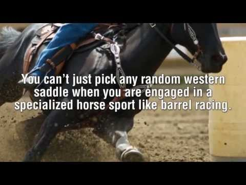 How To Choose Western Barrel Saddles For Riders Of All Ages