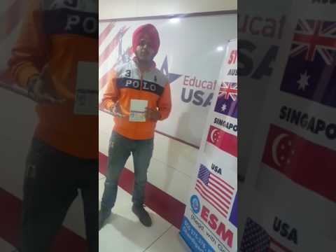 USA 5 YEAR STUDENT VISA Approved - Rupinder Singh