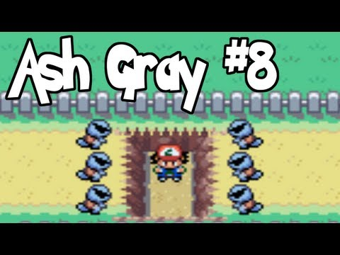 Pokemon Ash Gray Part  8 - SQUIRTLE SQUAD!