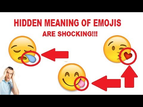 Emoji Meanings Decoded - Emojis You're Using Wrong |  Correct and Real Meaning of Emojis