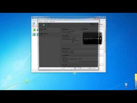 Oracle VM VirtualBox - Inserting a pre-installed system and changing passwords in Oracle XE 10.2
