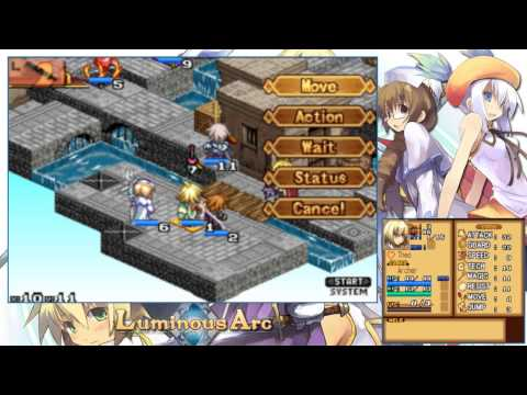 Luminous Arc - Chapter 4: Witch of Immolation