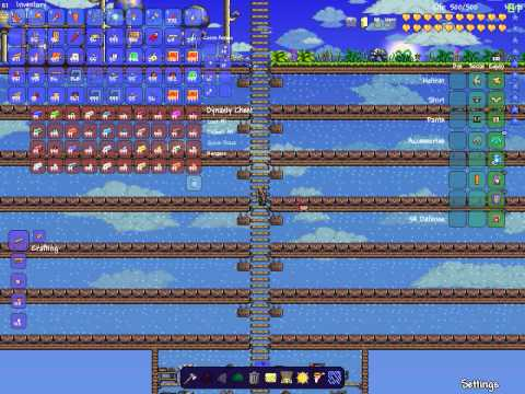 all items map for terraria 1.2.4.1