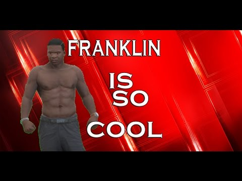 ★GTA 5 - Franklin The Body Builder [GTA 5 Machinima] [GTA WWE]