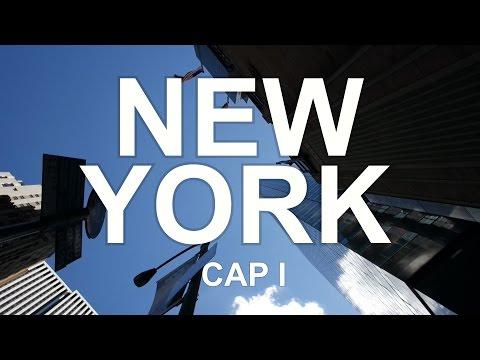 NEW YORK CAP I | Copenhagen, Flight, Queens, Astoria, Time Square,...