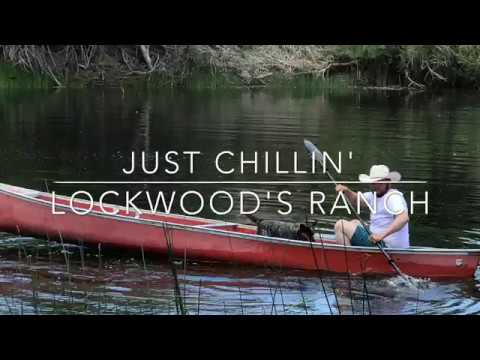 Weekend Farmgirl: Lockwood's Ranch - Just Chillin'
