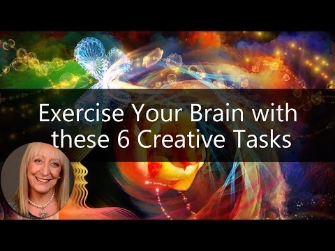 Exercise Your Brain with these 6 Creative Tasks | Sixty and Me Articles