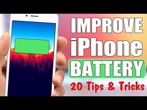 Improve Battery Life On Any iPhone - 20 Tips & Tricks