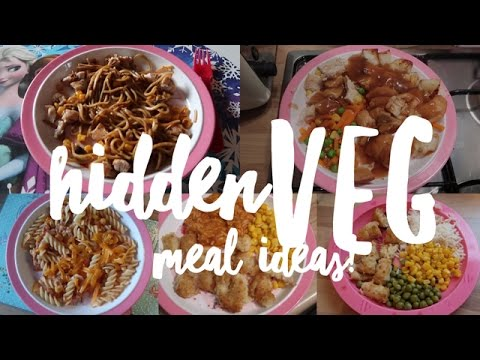 HIDDEN VEG MEAL IDEAS FOR YOUR TODDLER // FUSSY EATERS! // My Happy Ever After