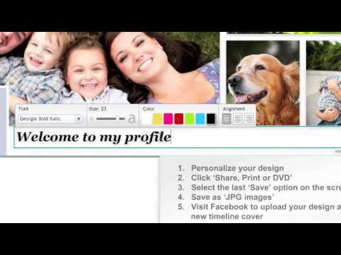 How To Create A Custom Facebook Cover Collage