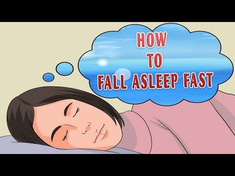 How To Fall Asleep Fast
