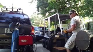 blower unit motor modification